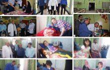 زيارة ميدانية لمرضى الثلاسيميا في مستشفى الاطفال