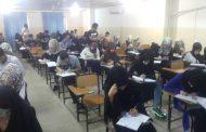 استمرار سير الامتحانات النهائية للدور الثاني