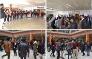 احتفالات كلية العلوم في يوم النصر العظيم