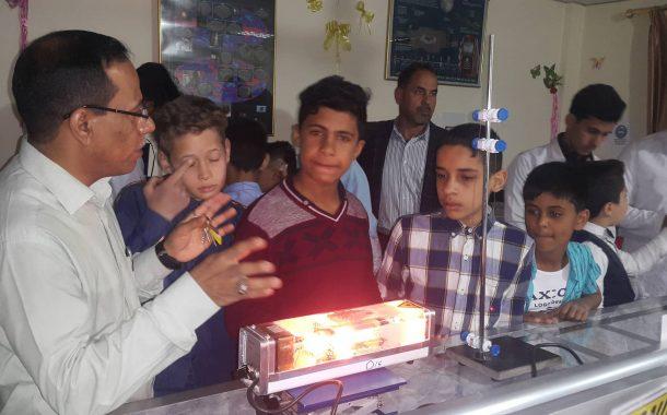 سفرة علمية – مدرسة الصادق الامين الابتدائية للبنين