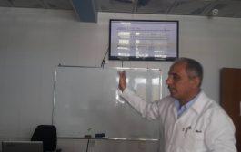 """دورة تدريبية حول جداول البيانات في برنامج """" Microsoft Excel"""