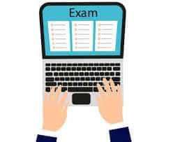 كلية العلوم تطبيق الامتحان الإلكتروني لعشرات المقررات في الاقسام العلمية ..